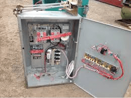 Robonics II Transfer Switch – Used for Sale