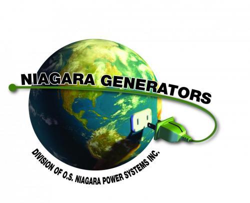 Logo Niagara Generators globe
